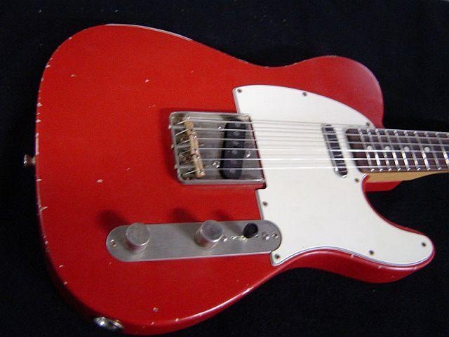 TEXOLA K Line Guitars